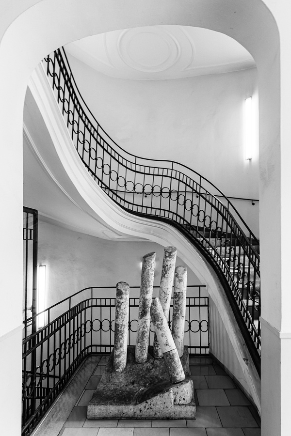 Die Treppe