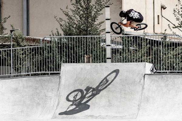 BMX-Wettbewerb