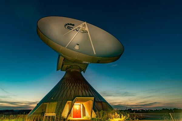 Radio-Teleskop