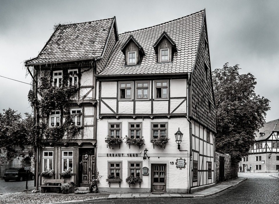 erbaut 1660
