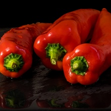 Spitzpaprika - rot