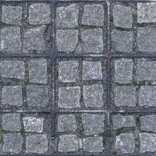 Gerahmt in Quadraten