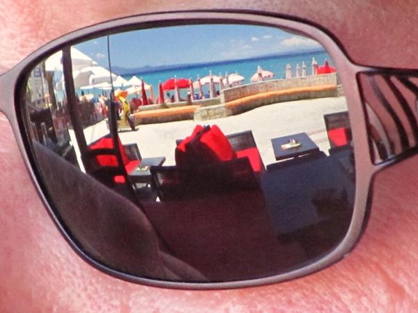 Sommerspiegelung