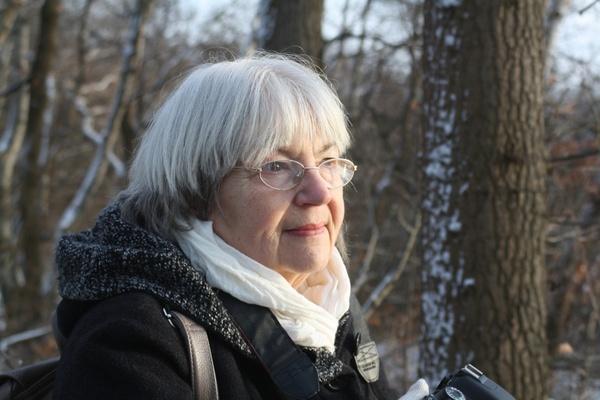 Elisabeth auf Pirsch