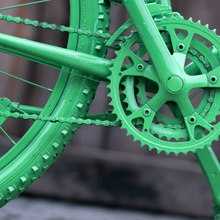 cycling is green