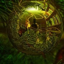 Grüner Kugel