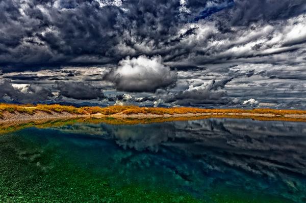 Wolken::See