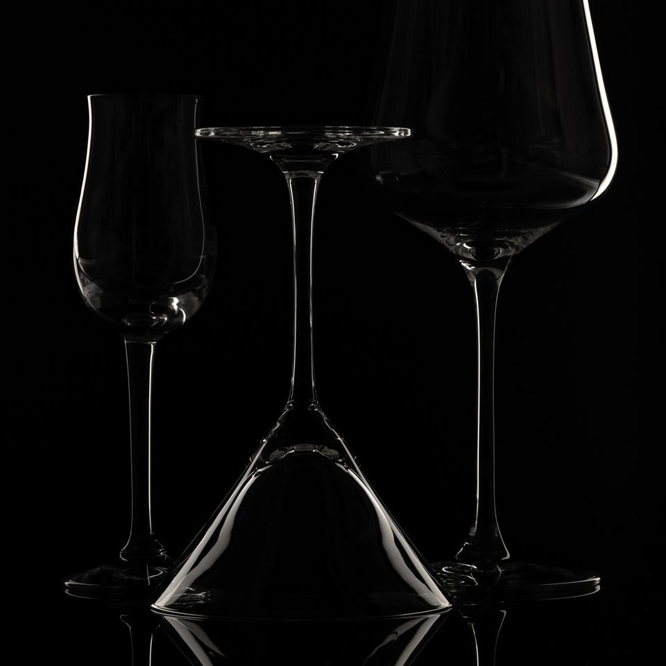 drei Gläser