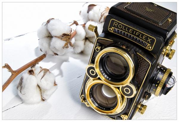 """Rolleiflex """"AURUM"""""""