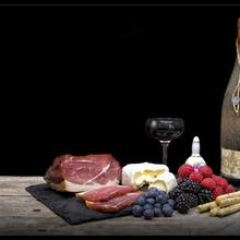 Käse&Schinken&Wein