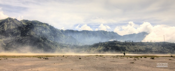 Mount Bromo, Indonesien