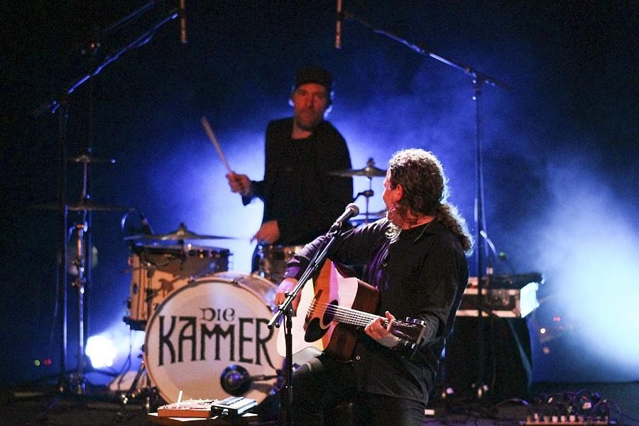 Die Kammer @ Wave Gotik Treffen 2015