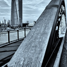 Honsellbrücke + EZB