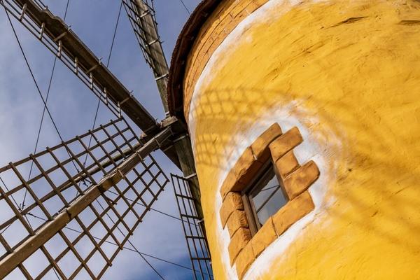 Balearische Windmühle