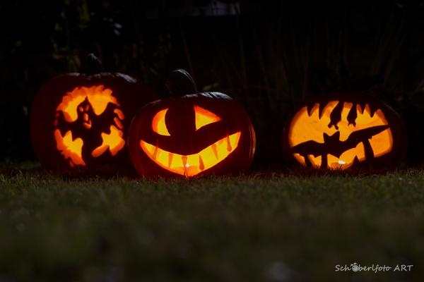 Halloween Leuchten