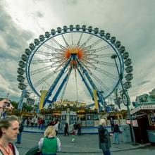 Oktoberfest Riesenrad