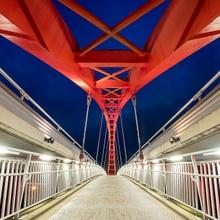 Friedensbrücke Villach